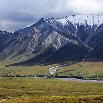 Small Green Mountain  by llminkk