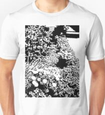 Flowers in the Front Yard Unisex T-Shirt