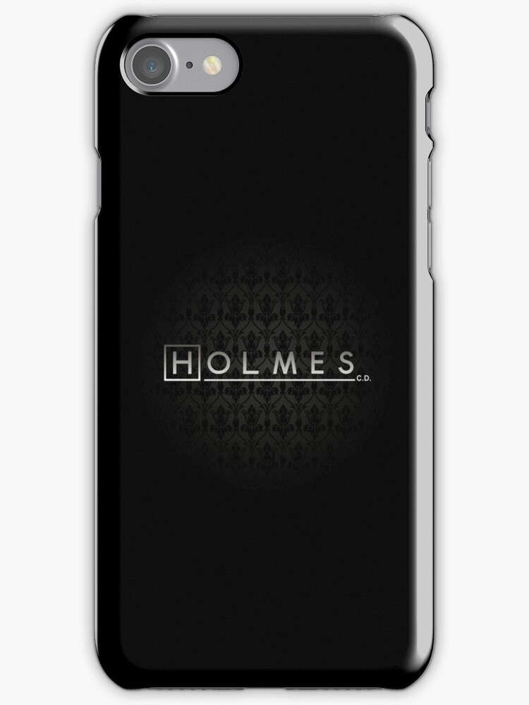 Holmes, C.D. by Justin Butler