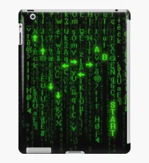Konami Matrix iPad Case/Skin