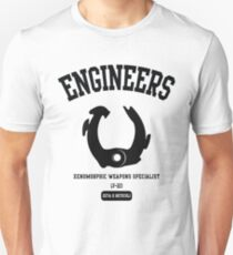 Prometheus Engineers University Xenomorph T-Shirt