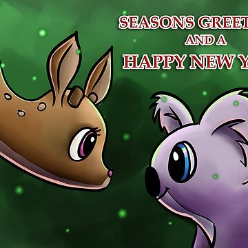 Seasons Greetings and a Happy New Year by GemmaDuffill
