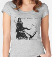 Priscilla Women's Fitted Scoop T-Shirt