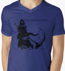 Priscilla Men's V-Neck T-Shirt