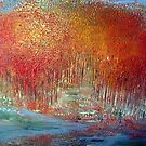 My dreamforest by Elizabeth Kendall