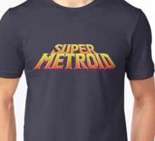 Super Metroid Logo Unisex T-Shirt