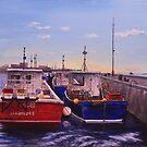 Safe Harbor V2 by Michael Beckett