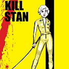 Bea a Day Kill Stan Golden Girls Shirt by BeaADay
