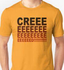 Camiseta ajustada ¡CREEEEEEEEEEEEEEEEEEED!