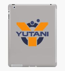 Yutani Corporation (pre Weyland takeover) iPad Case/Skin