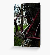 The Fixie Greeting Card