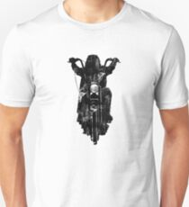 Chopper Motorcycle T Shirt  T-Shirt