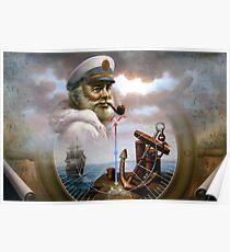 Sea Captain 7 Poster