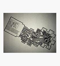NES Photographic Print