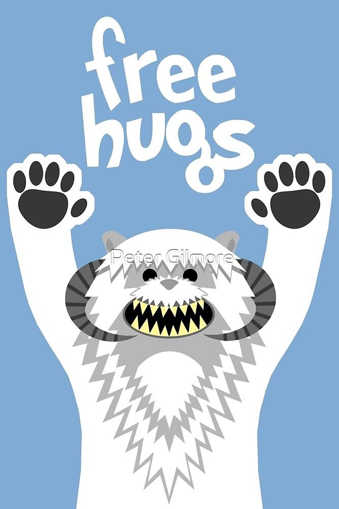 Monster Hugs by SquareDog