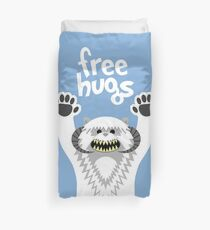 Monster Hugs Duvet Cover