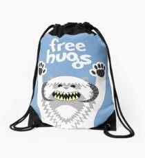 Monster Hugs Drawstring Bag