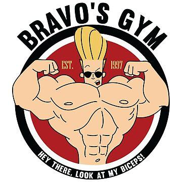 Bravo's Gym by lightwearer