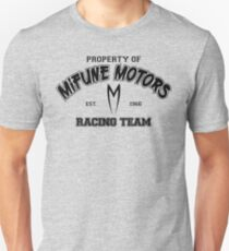Property of Mifune Motors Racing Team Unisex T-Shirt
