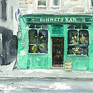 Bennets Bar by Ross Macintyre