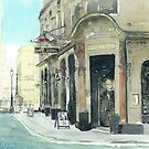 Edinburgh Pubs by Ross Macintyre