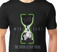 WikiLeaks - The Truth is out There Unisex T-Shirt