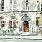 Cloisters Bar by Ross Macintyre