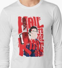 Army Of Darkness/Bruce Campbell Long Sleeve T-Shirt