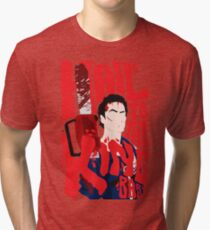 Army Of Darkness/Bruce Campbell Tri-blend T-Shirt