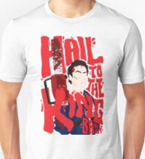 Army Of Darkness/Bruce Campbell Slim Fit T-Shirt