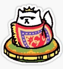 Xerxes IX - Neko Atsume Sticker