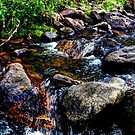 Rock and Water by DeeCarmack