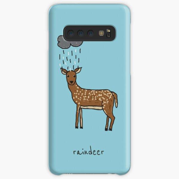 Raindeer Christmas Samsung Galaxy Snap Case