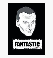DOCTOR WHO FANTASTIC Photographic Print