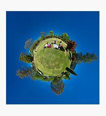 big riley planet Photographic Print