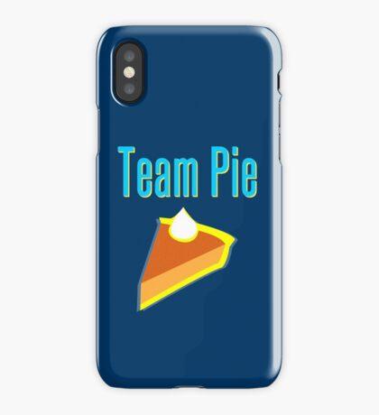Team Pie iPhone Case