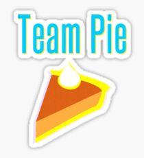 Team Pie Sticker