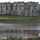 Carew Castle by Paul  Green