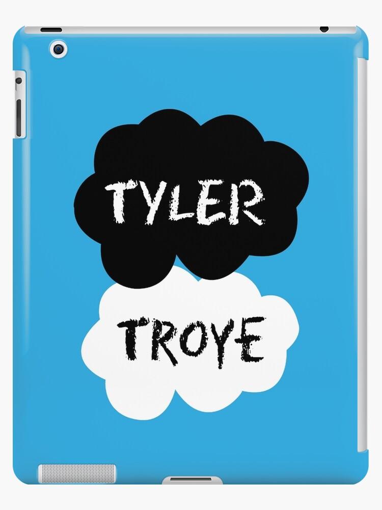 TYLER & TROYE (Tyler Oakley & Troye) - TFIOS Design by enduratrum