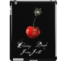 Cherry Bomb iPad Case/Skin