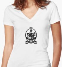 Cullen Family Women's Fitted V-Neck T-Shirt