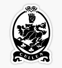 Cullen Family Sticker