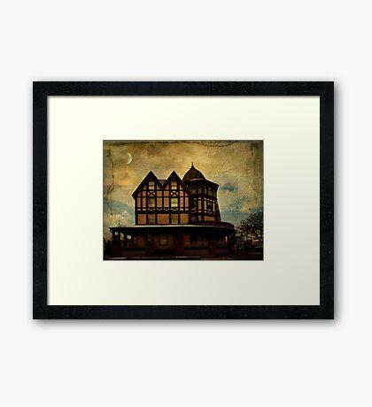 The Kirkland Hotel Framed Print