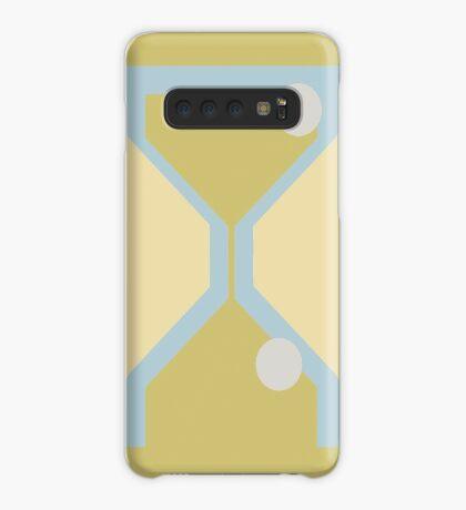 Sand clock Case/Skin for Samsung Galaxy