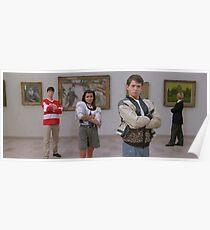 Art Museum Poster
