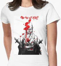 SONS OF FATE Tee [Master's resolve ] Womens Fitted T-Shirt
