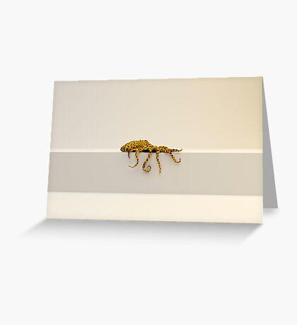 Pulpardo Greeting Card