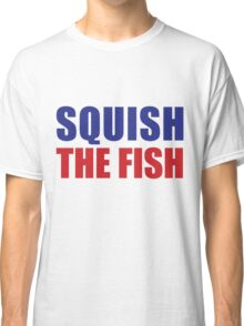 Buffalo bills t shirts redbubble for Squish the fish
