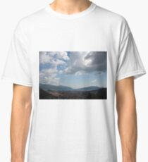 Sunshine, Clouds and Shadows Over The Bay Of Marmaris Classic T-Shirt