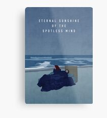 Eternal Sunshine of the Spotless Mind Metal Print